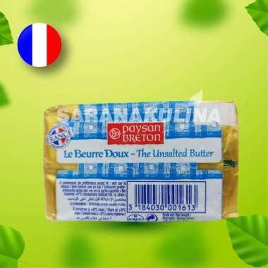 harga Paysan Breton Unsalted Butter 200gr Blibli.com