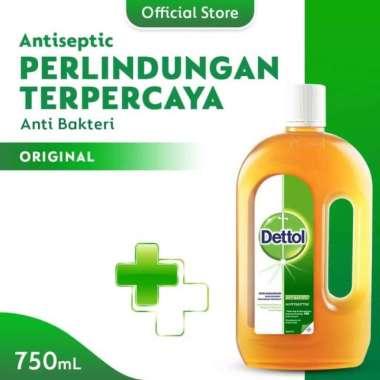 Dettol Antiseptik Liquid [750 mL] Antiseptic Cair