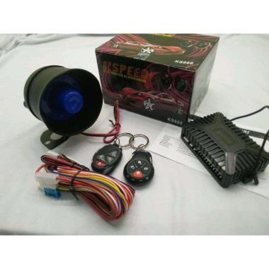 Hasil gambar untuk Alarm Mobil K-Speed KS338