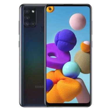 Samsung Galaxy A21s Smartphone [ 6 GB / 128 GB ] BLACK