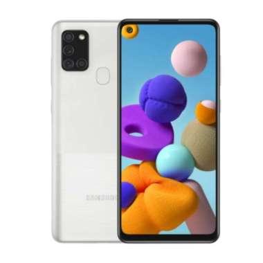 Samsung Galaxy A21s Smartphone [ 6 GB / 128 GB ] Silver