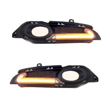 IMS Drl New Styling Led For Honda Vezel Hrv 2014 - 2016