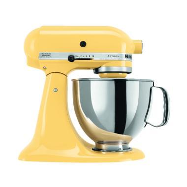 Kitchen Aid 5KSM150PSEMY Majestic Standing Mixer - Yellow