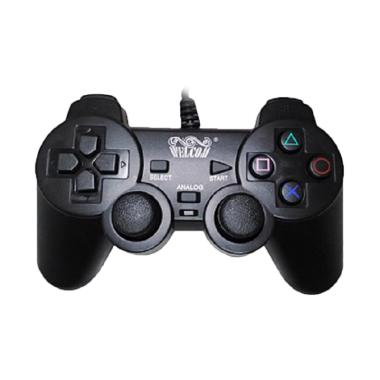 Welcom Single Getar USB Stick Gamepad - Hitam