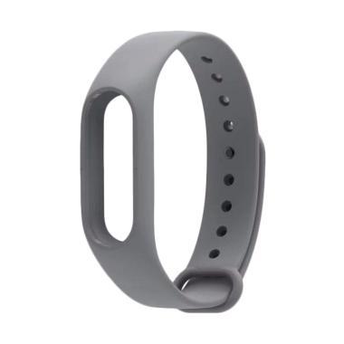 Xiaomi Strap for Mi Band 2 Oled Display - Grey