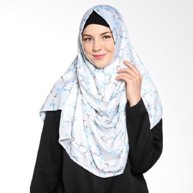 Amary Hijab Instan SIP Sakura Silk Pashmina