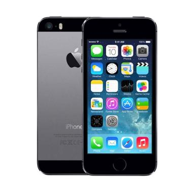 Apple iPhone 5S 16GB Smartphone - Grey [Refurbished]