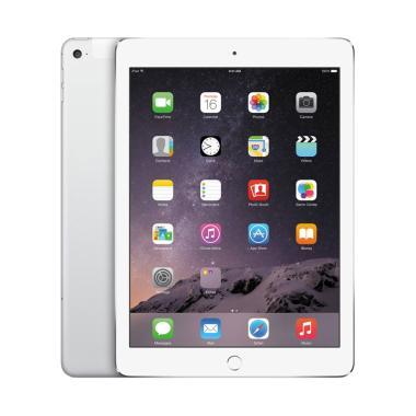 HOKI - Apple iPad Air 2 128 GB Tablet - Silver [Wifi + Cellular]