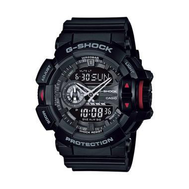 Casio G-Shock GA-400-1BDR Jam Tangan Pria - Hitam