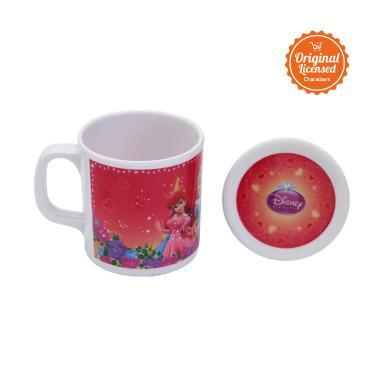 Disney Princess Melamine Mug with Cover