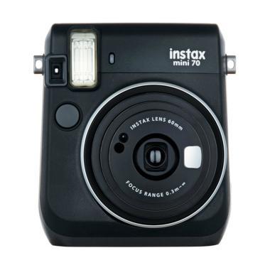 Fujifilm Instax Mini 70 Kamera Pocket - Black