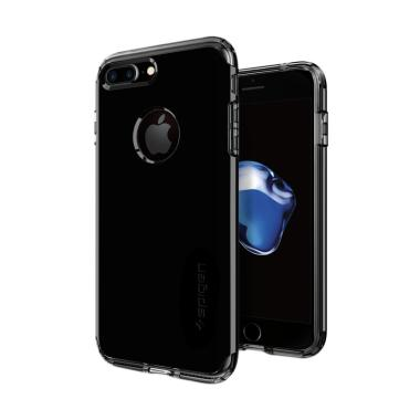 Spigen Hybrid Armor Casing for iPhone 7 Plus - Jet Black