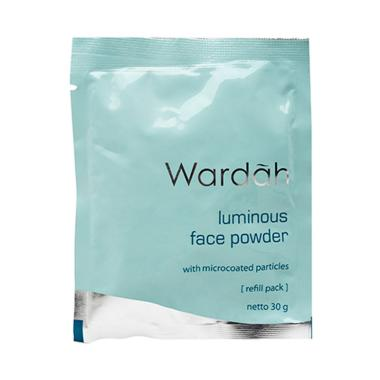Wardah Ref Everyday Lumi Face Powder - 02 [Refill]