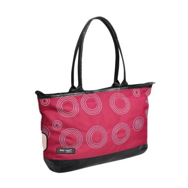 Baby Scots Platinum 15 Mommy Bag Tas Bayi - Maroon