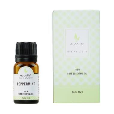 Eucalie Peppermint Pure Essential Oil [10 mL]