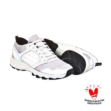 Java Seven ARS 930 Sepatu Lari Pria - Putih
