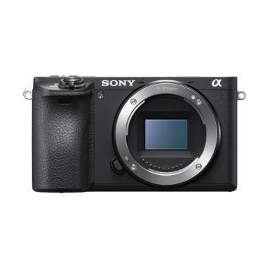 SONY Alpha A6500 Kamera Mirrorless - Sony a6500 BO [Body Only]