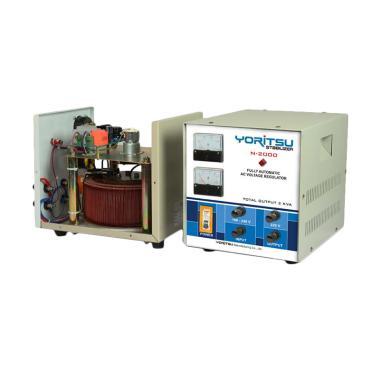 Yoritsu Analog 2 KVA 1 Phase Stabilizer