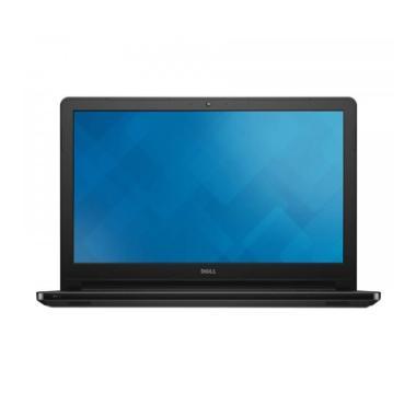 Dell Inspiron 5468 [Ci7-7500U, 4GB, 1TB, AMD 2GB, Windows 10] Hitam