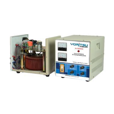 Yoritsu Analog 3 KVA 1 Phase Stabilizer