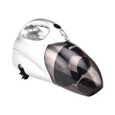 Denpoo HRV 8009 Vacuum Cleaner - Silver Coklat