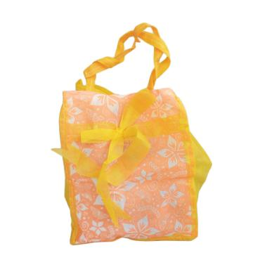 Unique Spunbag Pita Goodie Bag - Kuning [1 Lusin]