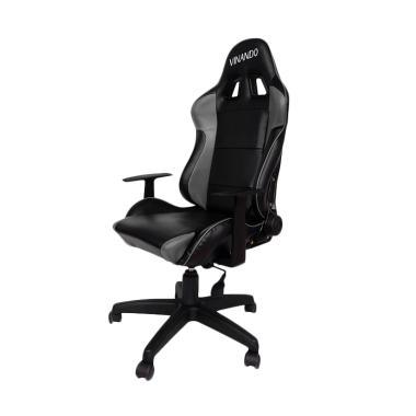 Vinando Gaming Chair - Light Grey
