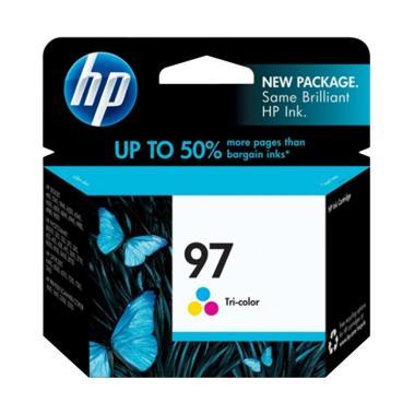 HP 97 Original Ink Cartridge - Tri Color [C9363WA]
