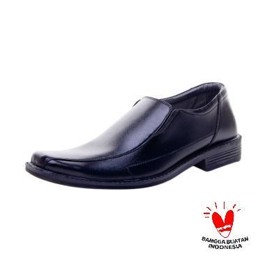 Salvo Shoes Formal Sepatu Laki Laki 959 - Hitam