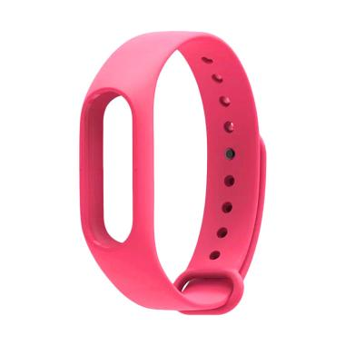Xiaomi Oled Strap Silicone for MiBand 2 - Pink