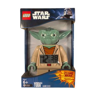 Lego Watch Yoda Minifigure Alarm Clock L9003080