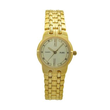 Alba ATCS10 Jam Tangan Wanita - Gold