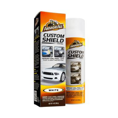 Armor All AA-17231 Custom Shield Coating Pelindung Cat Mobil - White