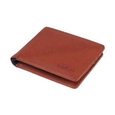DSVN Yancy Wallet Dompet Pria - Light Brown