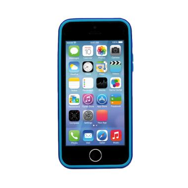 X-Doria New Bump Casing for Apple iPhone 5/5S/5SE - Blue