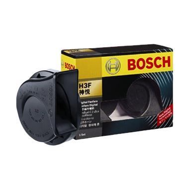 Bosch H3F Keong Klakson Mobil Taruna 1.6i 2001-2002 [2 pcs] 0986AH0601