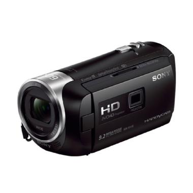 Sony HDR-PJ410 Camcorder with Projector - Black