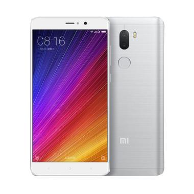 Xiaomi Mi 5S Plus Smartphone - Silver [64GB/4GB]