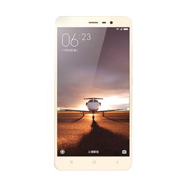 Xiaomi Redmi Note 3 Smartphone - Gold [16GB/ RAM 2GB]