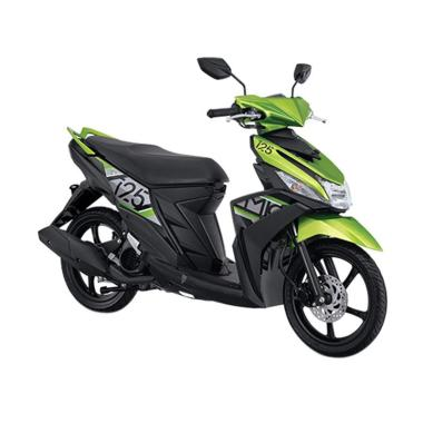 Yamaha New Mio M3 125 CW Sepeda Motor - Active Green