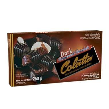 harga Collata Dark Baking 250 Gr Blibli.com