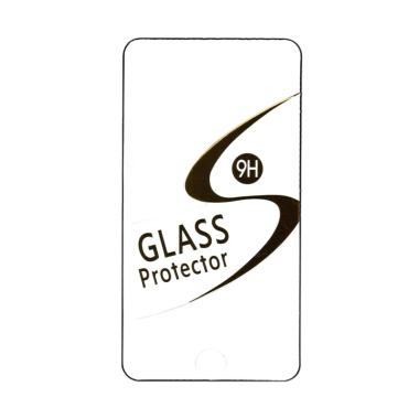 OEM Glass Pro Full Tempered Screen Protector for Oppo F3 Plus - Black
