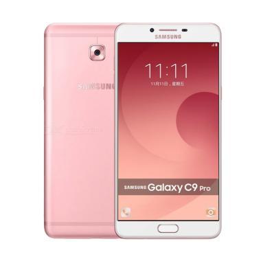 Samsung Galaxy C9 Pro Smartphone - Pink Gold [64 GB/6 GB]
