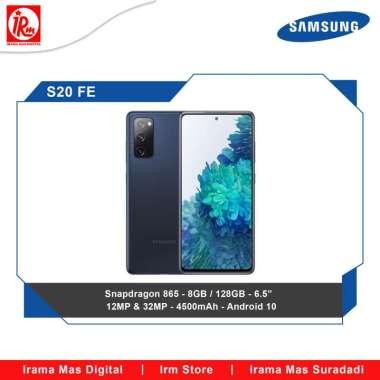 harga Samsung Galaxy S20 FE 8/128 GB BLUE Blibli.com
