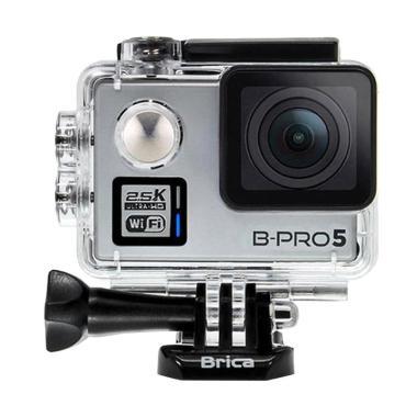 Brica B-PRO 5 Alpha Plus Version 2  ... me Action Camera - Silver