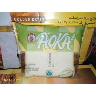 Aoka Roti Panggang Rasa Durian Enak Murah Lembut