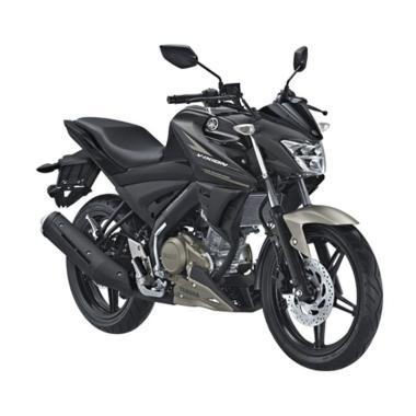 harga Yamaha All New Vixion The Legend Sepeda Motor - Matte Black Blibli.com