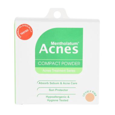Acnes Lovely Pink Compac Powder [14 g]