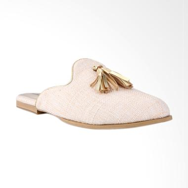 Farish Nuvasa Sandals Wanita - Beige