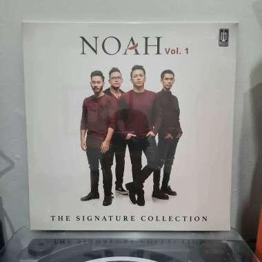 harga Vinyl Piringan Hitam Noah The Signature Collection Vol.1 Blibli.com